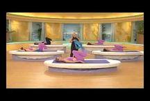 Mari Winsor Pilates / Mari Winsor Pilates -workout