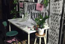 Hand Lettering design studios