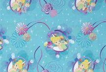 Disney Tinkerbell Fabric
