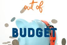 Budgeting at Good Life Wife / Tips on budgeting, saving, paying off debt and printables to make it easy and fun.