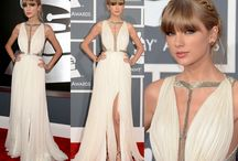 Red Carpet Celebrity Dresses