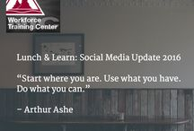 Social Media / 0 / by NIC Workforce Training Center