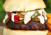 Burgers / by Liz Dyer