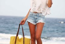 Beach Wear / by lovewaterlove