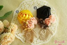 Garnish Luxury Brooches