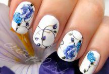 Lovinn those nails / by Dani Antos