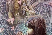 fairies / by Lynne Hughes