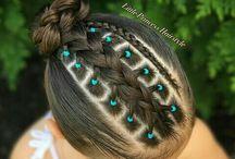 penteados para kika