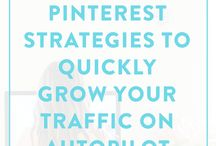 How to grow your Pinterest account | Resources