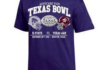 2016 Texas Bowl Styles