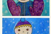 zimowe prace / zimowe prace