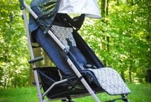 Double Strollers to Triple Strollers / I also included compact double and triple strollers designs that I like.