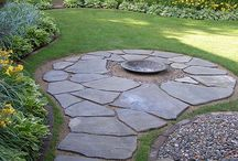 Pretty Patio Stone / Great patio stone inspiration :)