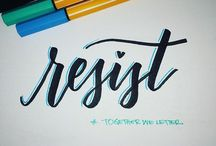 caligraph // tipograph // lettering