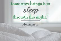 Sweet Dreams / Sweeten your dreams with these lovely quotes!