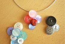 DIY button crafts