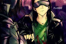 Bucky&Loki