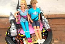 New Mobility for Barbie & Ken