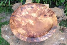 Wood Craft Display