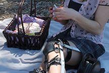 Designer Legwear