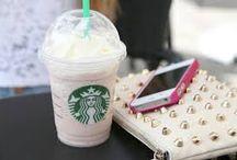 Starbucks  ♥ / Hier vind je paar afbeeldingen van mij♥
