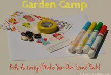 Fun Garden Stuff