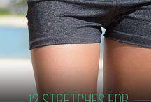 Exercise/healthy stuff