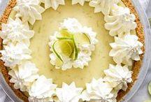 Limonlu pie