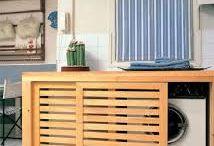 Loundry Room/ Lavanderia