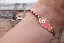 Charm Bracelets Handmade by Nawal