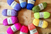 Yarns, Yarns, Yarns! / We've put together fabulous yarn picks to make sure your stash never runs out!