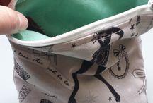 DIY : mes petites coutures...