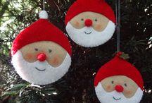 Natale decorazioni / by Patrizia Schiavetta