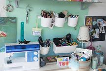 Sewing / Sewing area