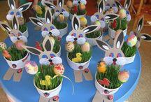 Velikonoční dekorace