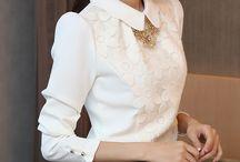 Bluze albe