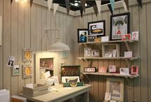 visual merchandising / display ideas for stores and show booths