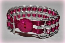 Bracelets ANNEAUX CANETTES