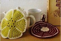 Вязание для дома.