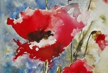 Painting / Poppies