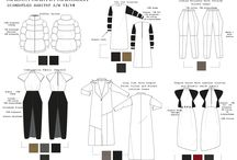 Patterns and Technical Drawings