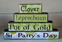 Block signs  / by Cathy Marque-Caylor
