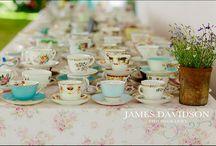 Tea/Teapots / by Becky Helwig