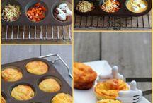 Fun Foods for Great Friends !!!! / Hearty Appetizers, Campfire Cooking, Light Breakfasts, Fancy Drinks. / by Anne S