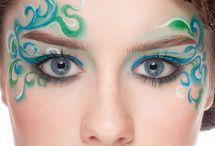 Feen Make up