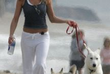 Four Legs & Famous / Dogs & Horses and their famous owners!!