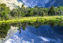 Tramping New Zealand / Featuring beautiful tramps and tramping tips in New Zealand