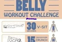 Belly gym