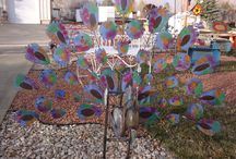 Yard Art / Fun things to jazz-up your yard!