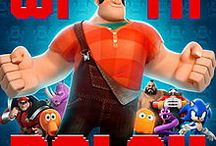 Wreck-It Ralph Party